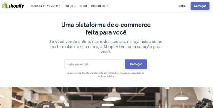 ef40ec2487 Atualizado 2019  Melhor plataforma loja virtual para você começar