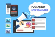 como postar no instagram pelo computador