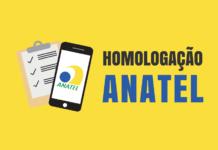 homologação Anatel